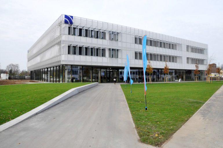 Neubau Hochschule Niederrhein